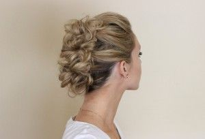 Peinado-mohicano